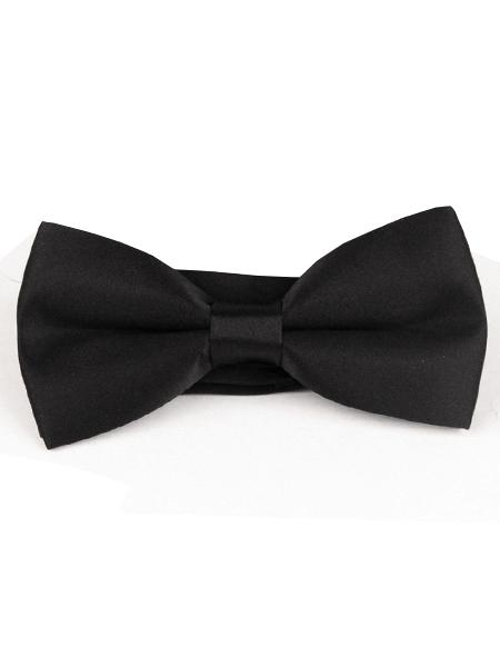 Nơ đeo cổ đen no72 - 1
