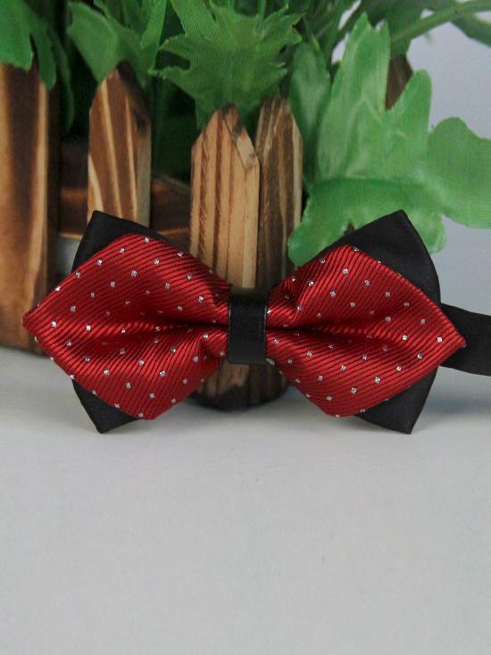 Nơ đeo cổ đỏ no65 - 1