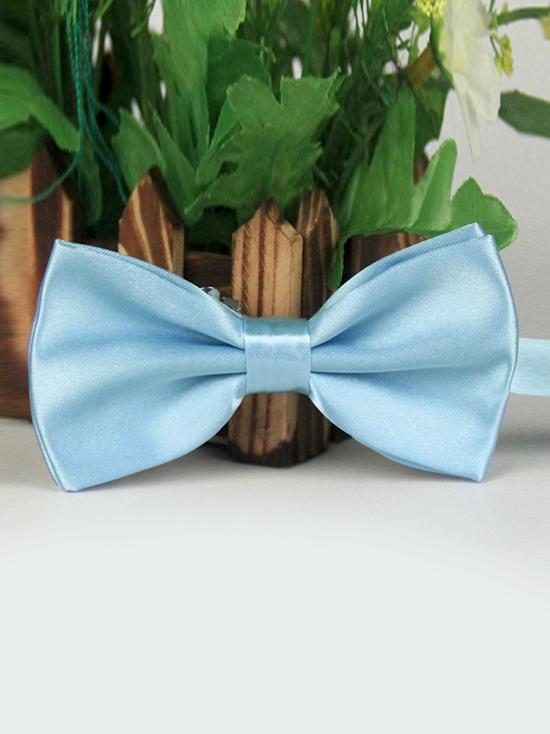 Nơ đeo cổ xanh da trời nn87 - 1