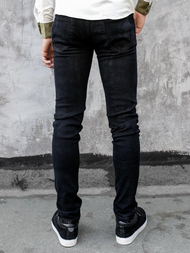 Quần jean skinny đen qj1326 - 2