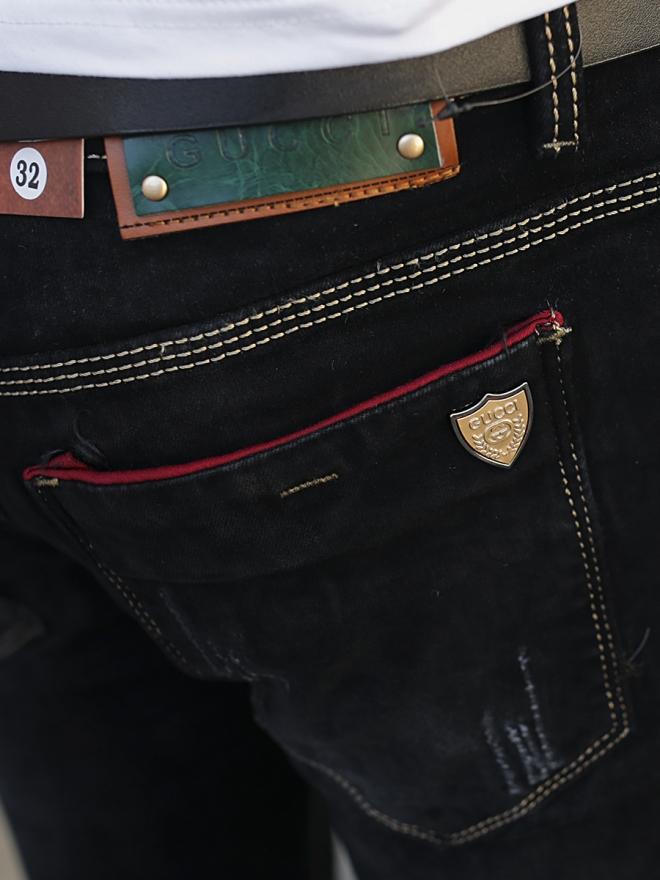 Quần jean skinny đen qj1331 - 2