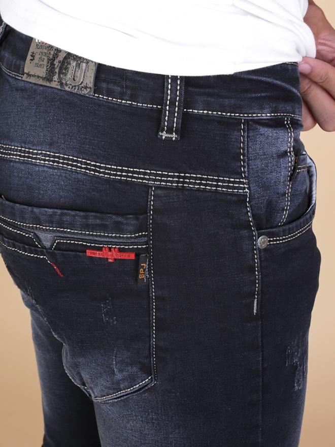 Quần jean skinny đen qj1334 - 2