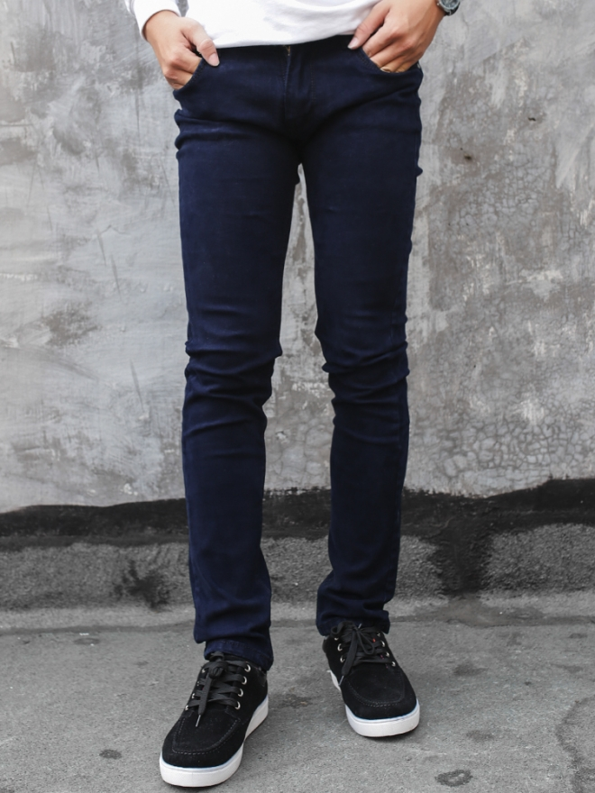 Quần jean skinny xanh đen qj1323 - 1