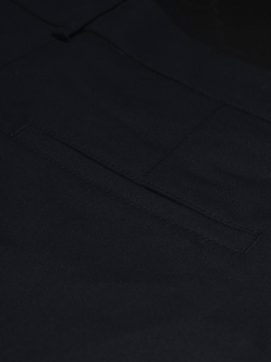 Quần kaki hàn quốc xanh đen qk140 - 2