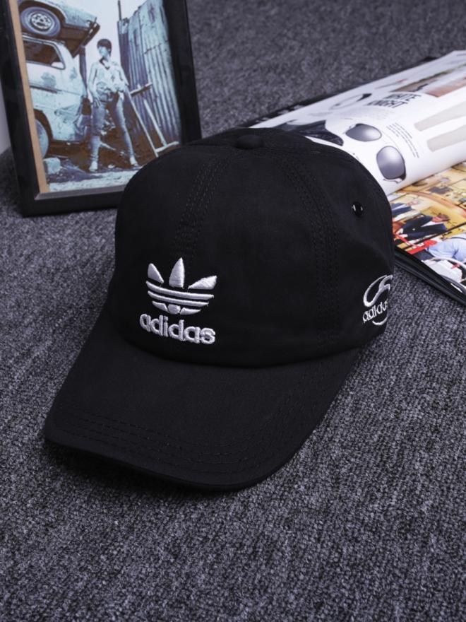 Nón Adidas Đen N243