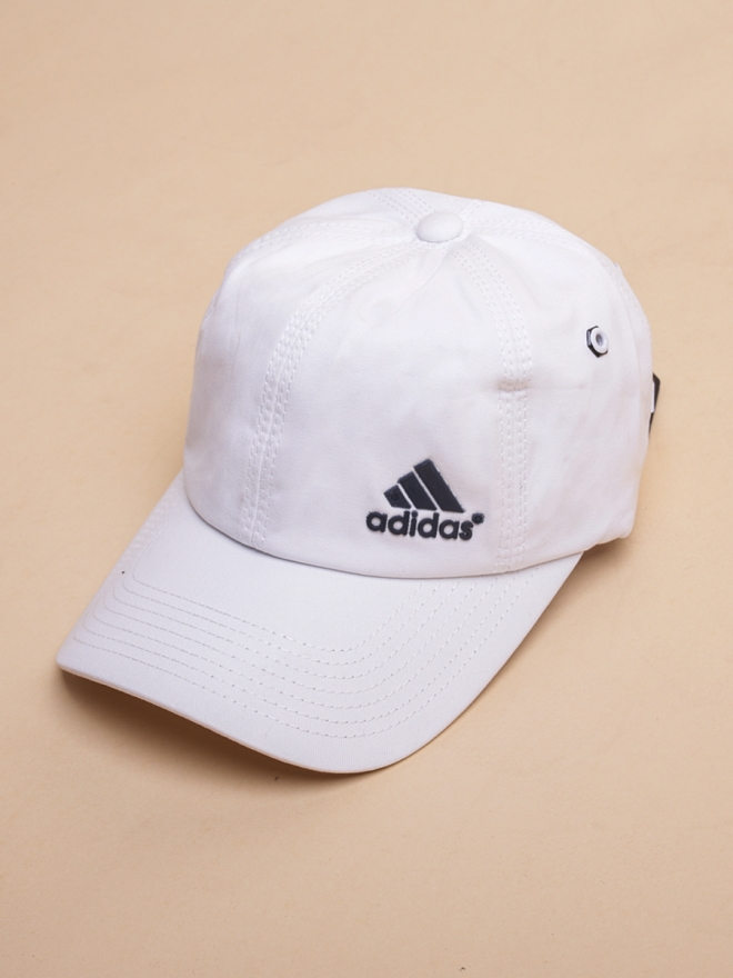Nón adidas trắng n240 - 1