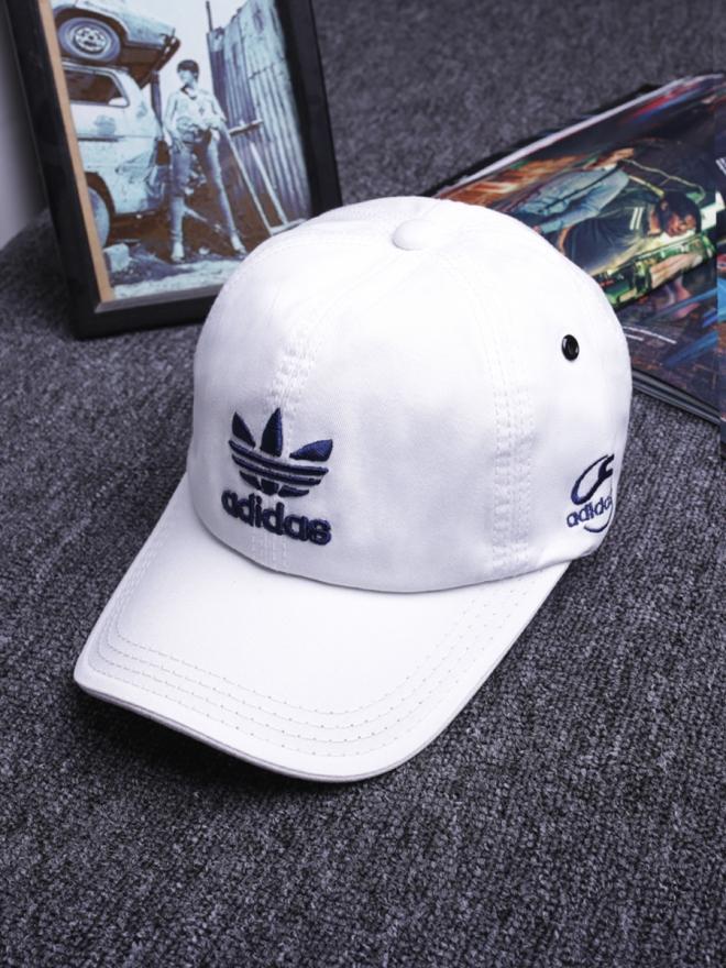 Nón adidas trắng n243 - 1