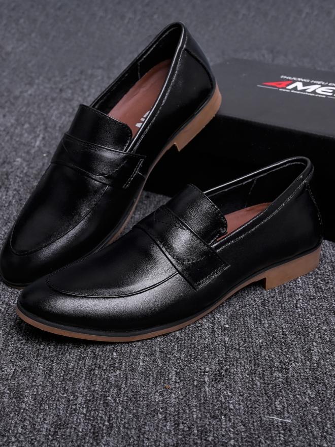 Giày Tây Đen G64