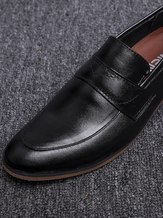 Giày tây đen g64 - 4