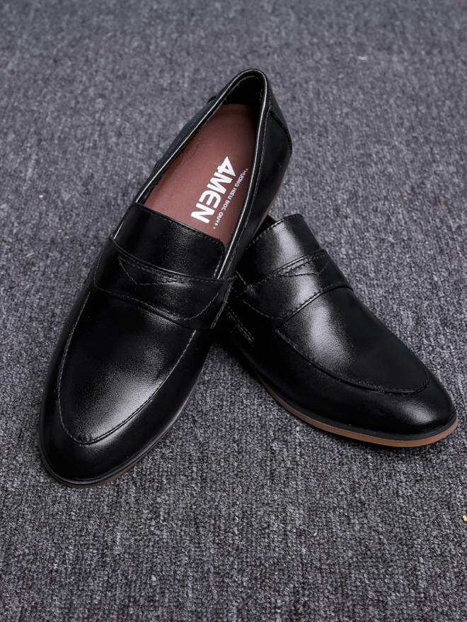 Giày tây đen g64 - 3