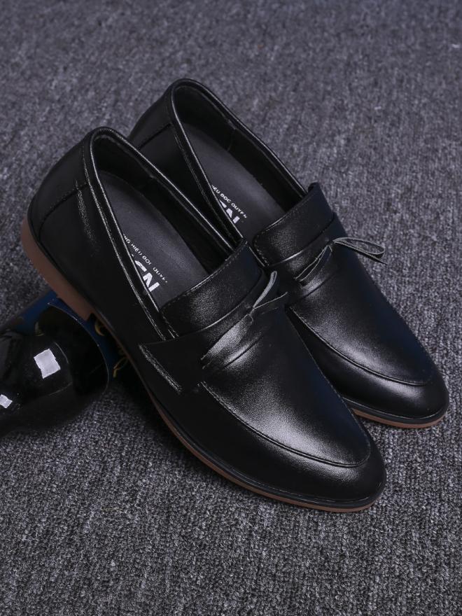 Giày tây đen g72 - 1