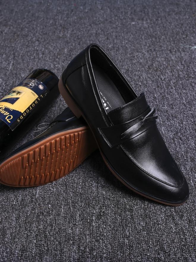 Giày tây đen g72 - 2