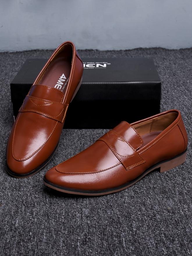 Giày tây màu bò g64 - 1