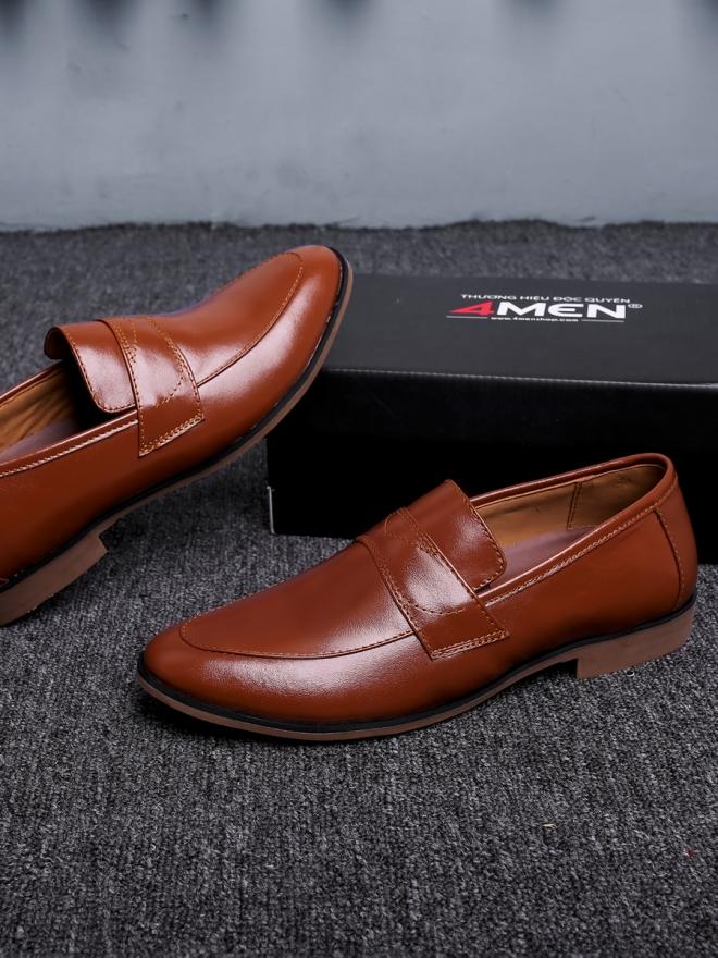 Giày tây màu bò g64 - 2