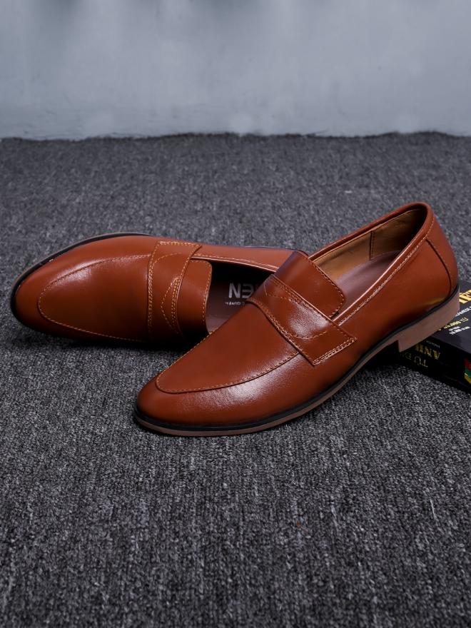 Giày tây màu bò g64 - 3