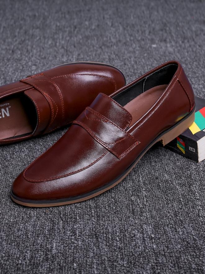 Giày tây nâu g64 - 1