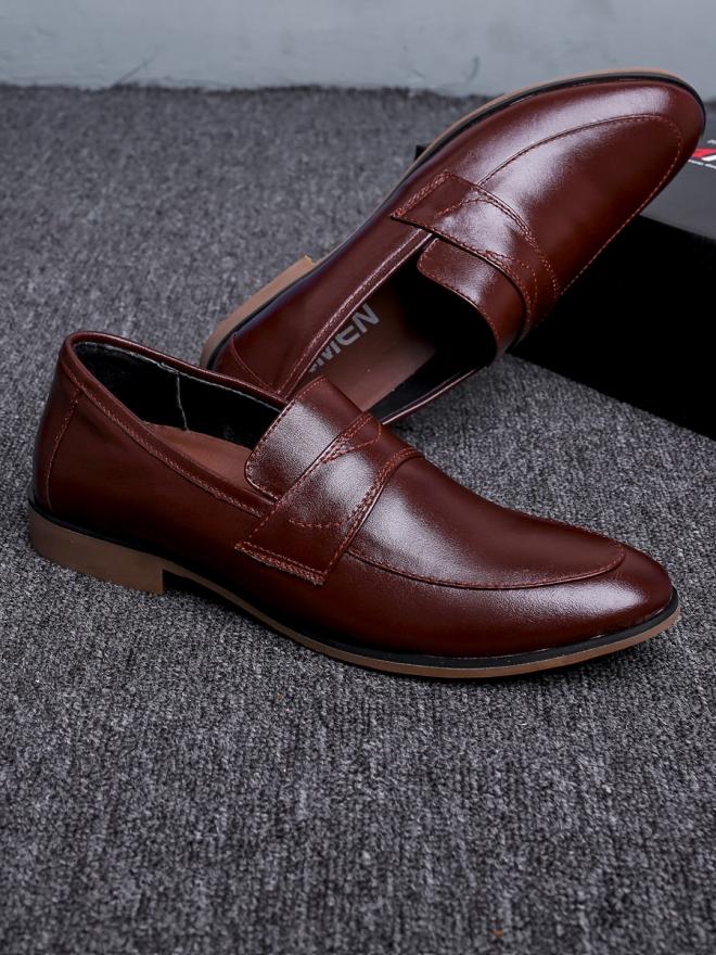 Giày tây nâu g64 - 3