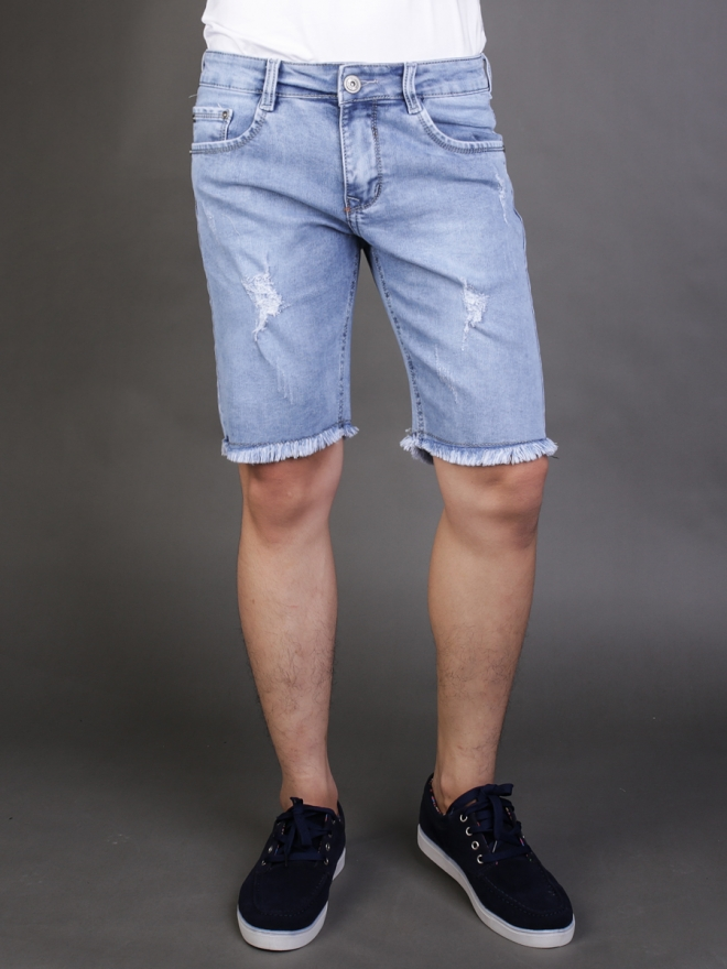 Quần Short Jean Xanh Da Trời QS67