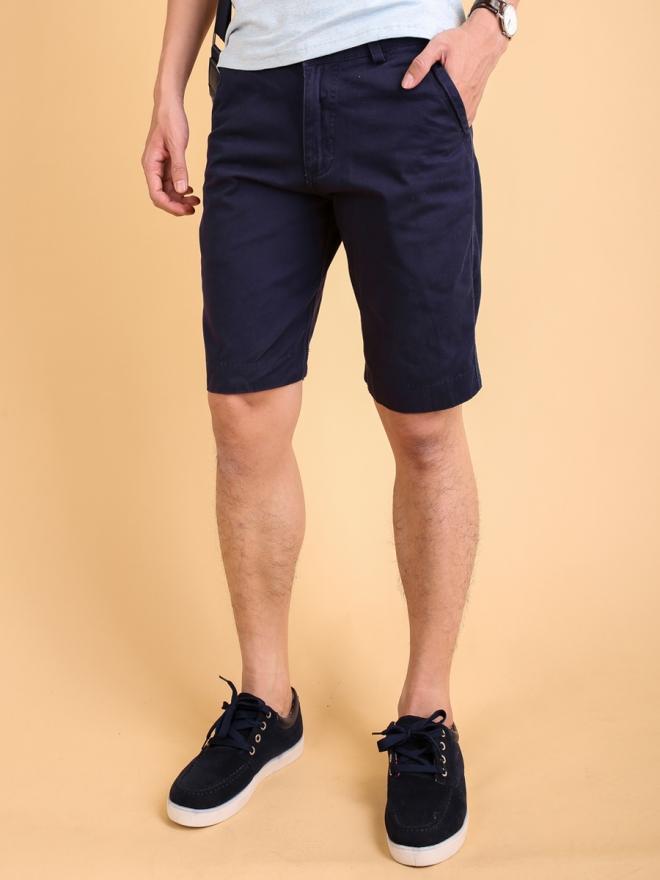 Quần short kaki xanh đen qs72 - 2