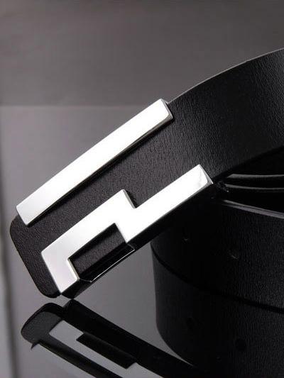 Thắt lưng nam đen tl237 - 1