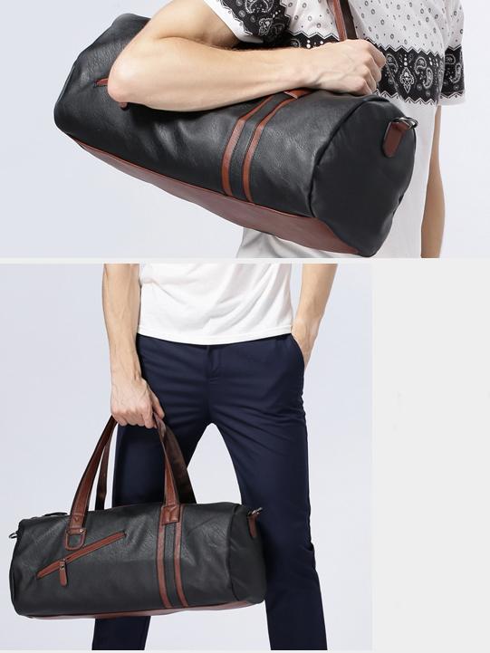 Túi xách đen tx57 - 4