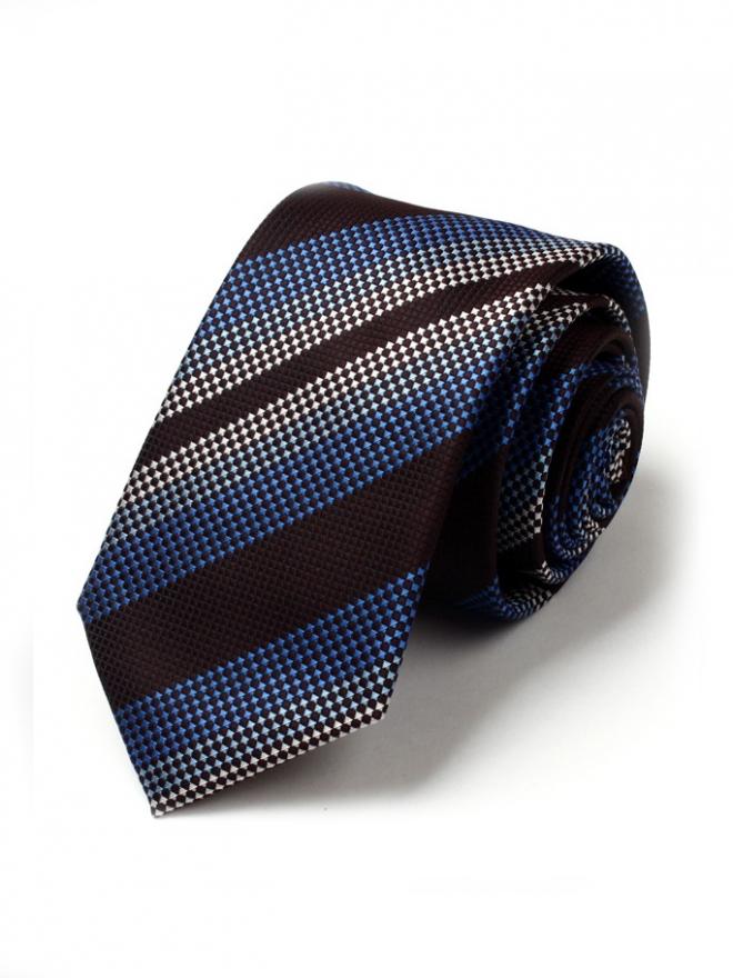 Cà vạt hàn quốc sọc cv108 - 1
