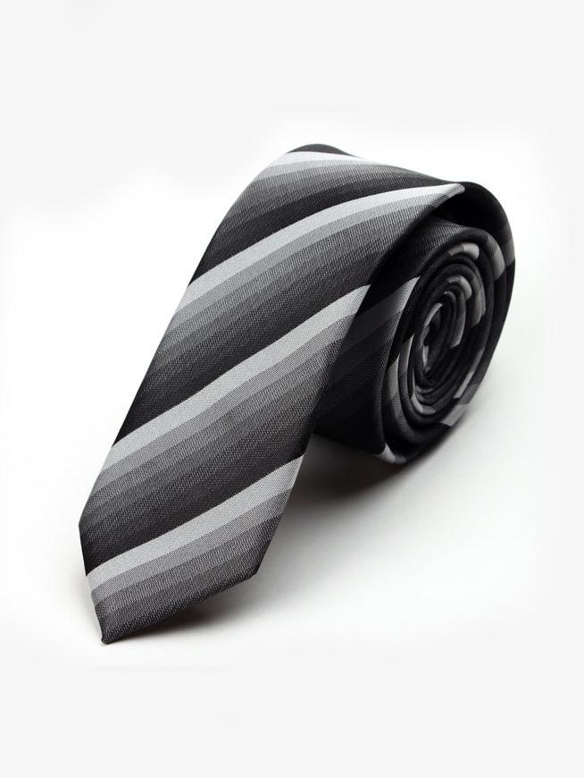 Cà vạt hàn quốc sọc cv97 - 1