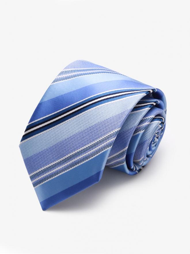 Cà vạt hàn quốc sọc cv113 - 1