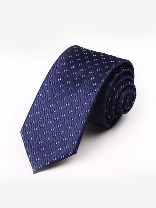 Cà vạt hàn quốc xanh cv103 - 1