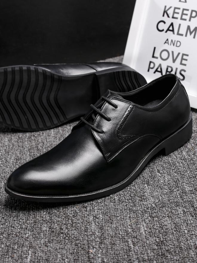 Giày tây da đen g85 - 2