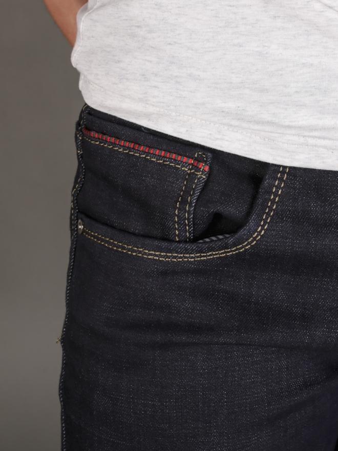 Quần jean skinny đen qj1347 - 1