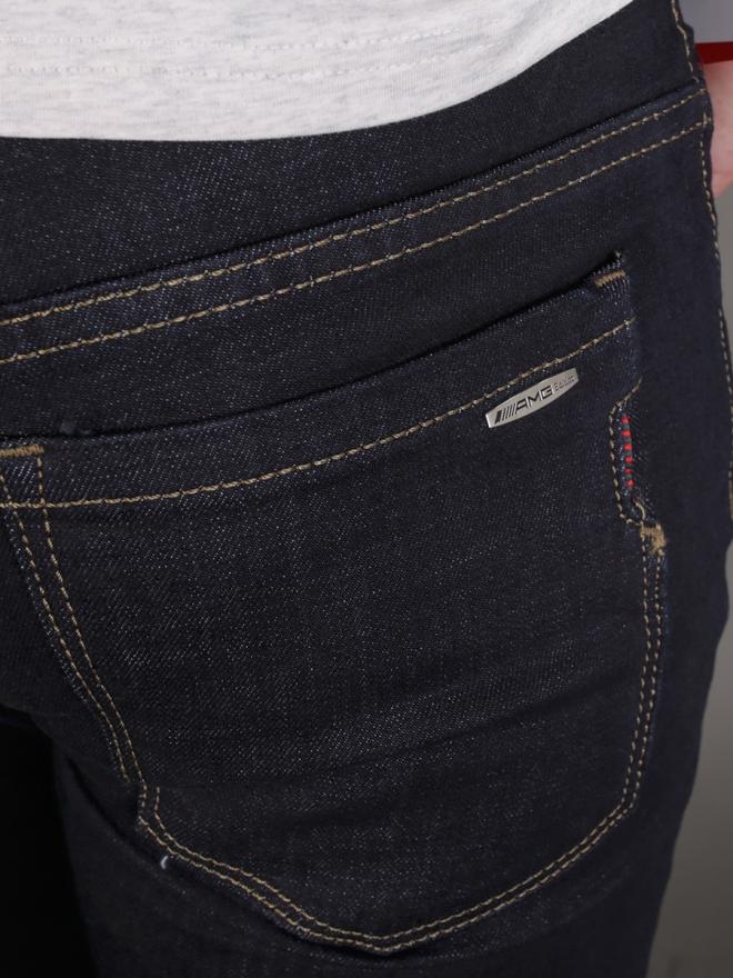 Quần jean skinny đen qj1347 - 2