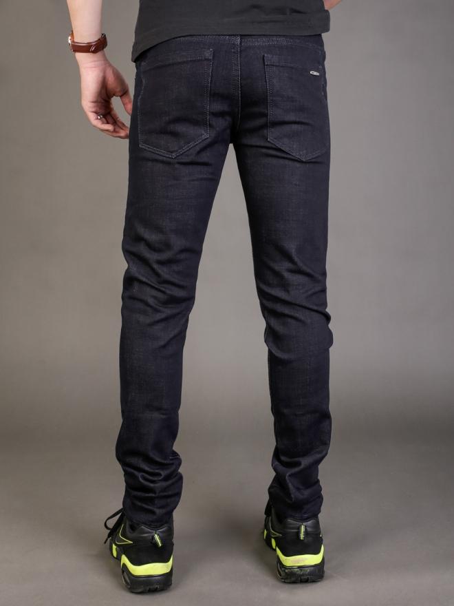 Quần jean skinny đen qj1348 - 4