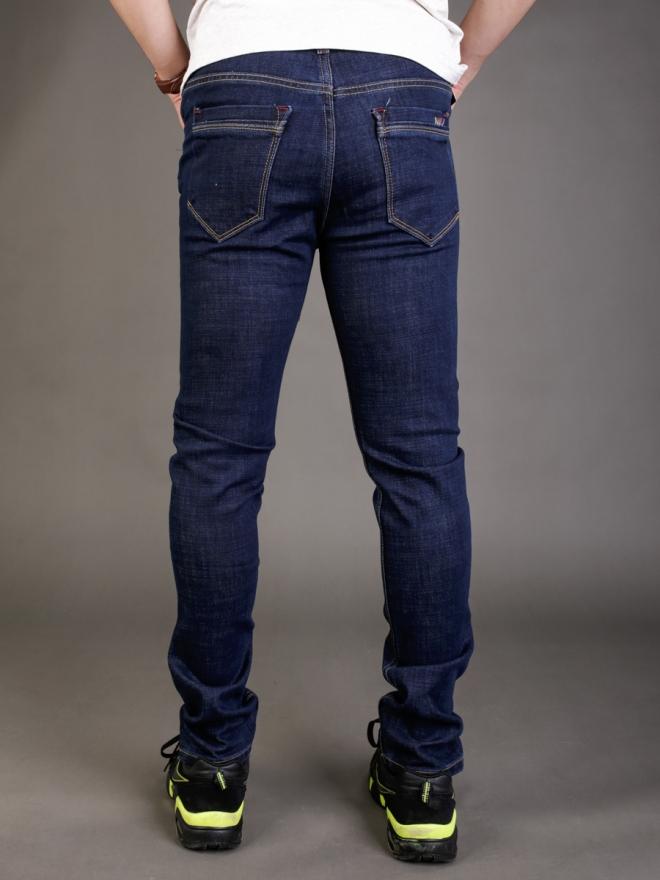 Quần jean skinny xanh đen qj1340 - 3