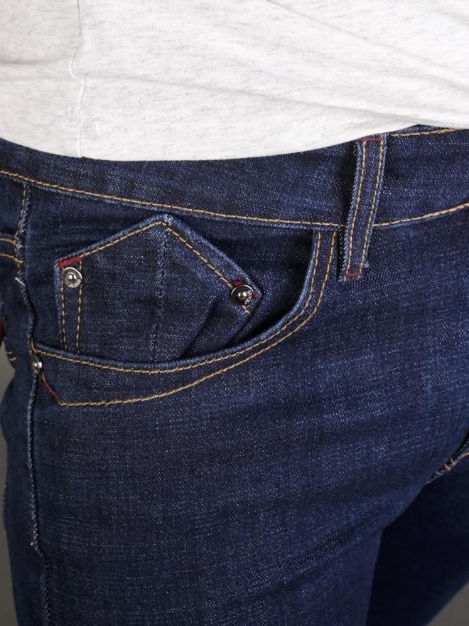 Quần jean skinny xanh đen qj1340 - 1