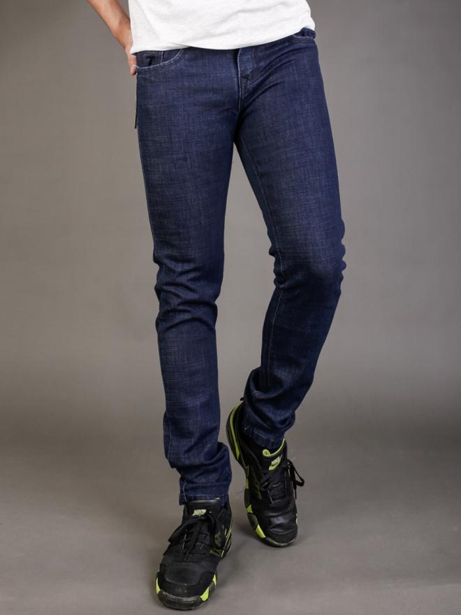 Quần jean skinny xanh đen qj1346 - 4