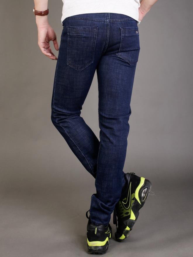 Quần jean skinny xanh đen qj1346 - 3