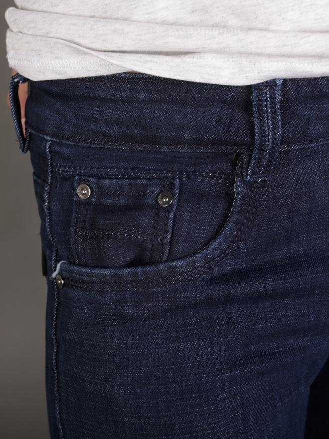 Quần jean skinny xanh đen qj1346 - 1