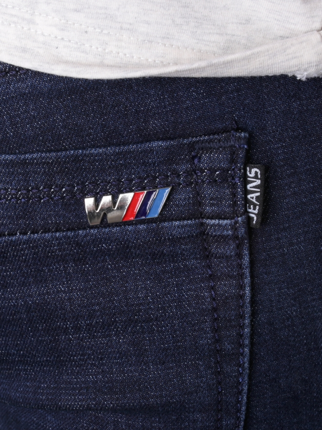 Quần jean skinny xanh đen qj1346 - 2