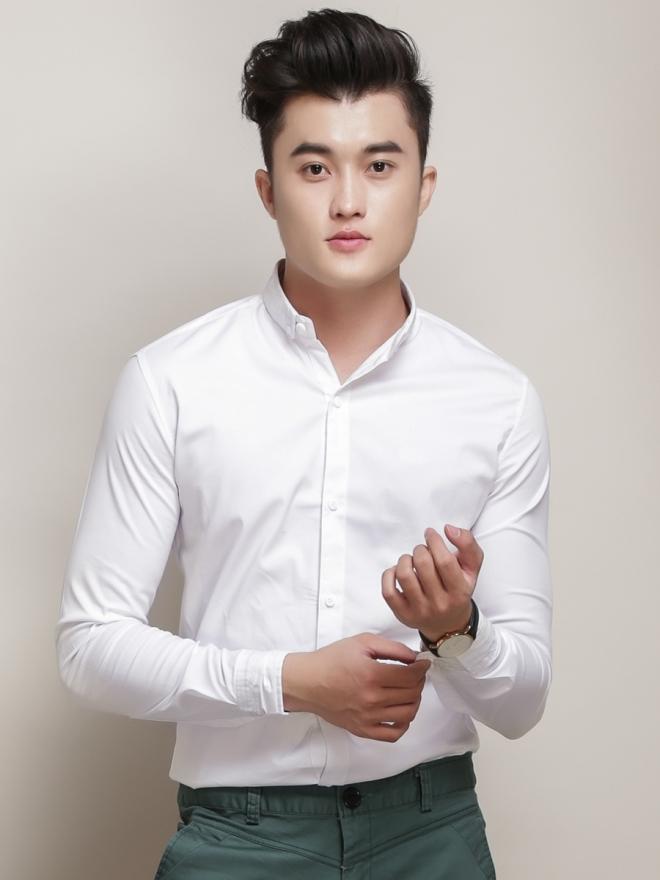 Ao So Mi Nam dep gia re kieu Han Quoc 2016
