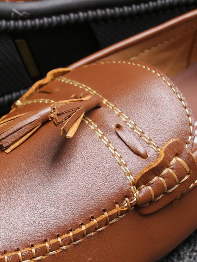 Giày mọi màu bò g86 - 2