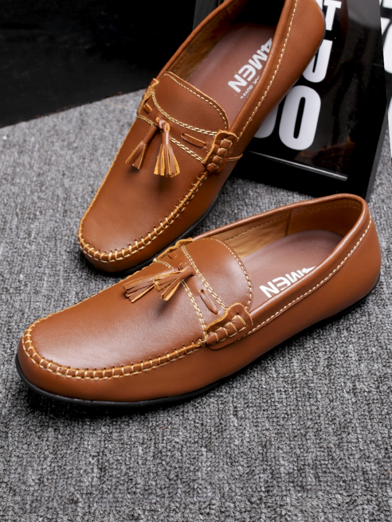 Giày mọi màu bò g86 - 3