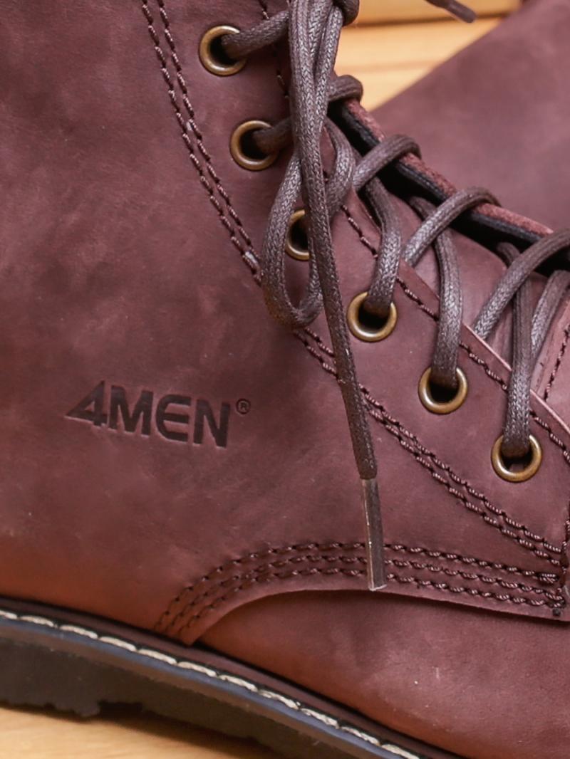 Giày boot nâu g90 - 2
