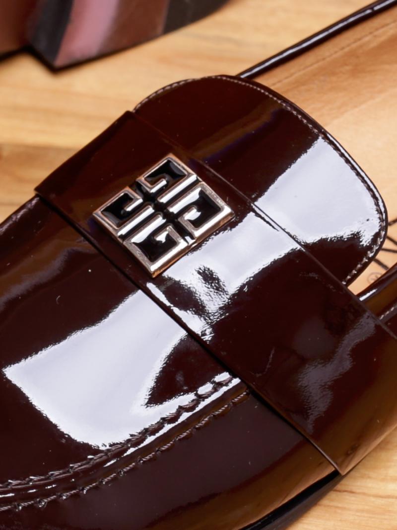 Giày tây da nâu g82 - 2