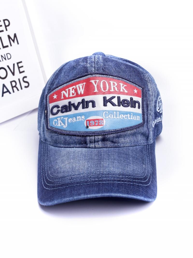 Nón jeans xanh đen n269 - 2