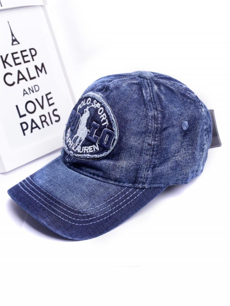 Nón jeans xanh đen n270 - 1