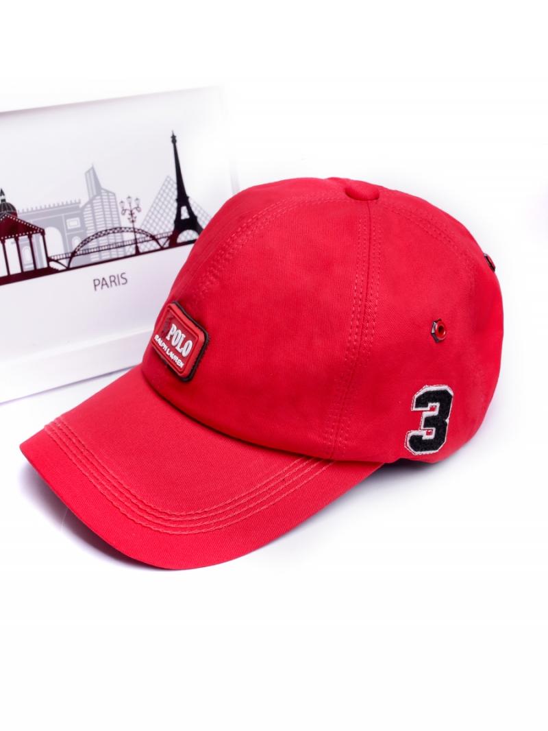 Nón polo đỏ n245 - 1