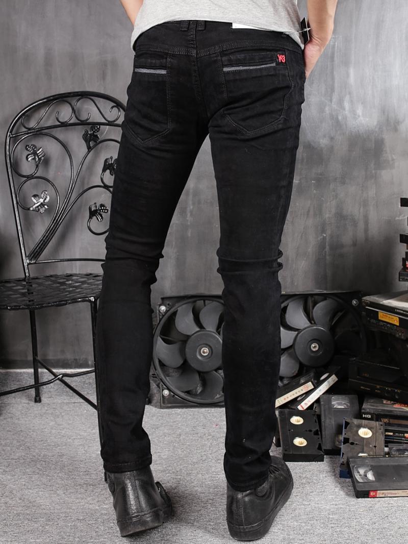Quần jean skinny đen qj1357 - 3