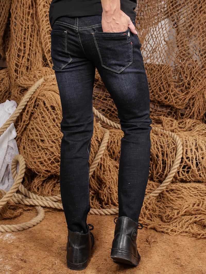 Quần jean skinny đen qj1359 - 2