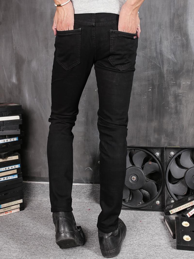 Quần jean skinny đen qj1369 - 2